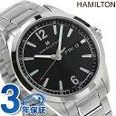 ハミルトン ブロードウェイ デイデイト クオーツ 40MM H43311135 HAMILTON 腕時計 ブラック【あす楽対応】