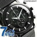 インディペンデント イノベーティブライン クロノグラフ BA5-848-51 INDEPENDENT 腕時計
