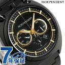 インディペンデント イノベーティブライン クロノグラフ BA7-042-51 INDEPENDENT 腕時計 時計