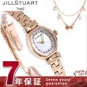ジルスチュアート トノーリボン クリスマス 限定モデル NJAL701 JILL STUART 腕時計 ホワイトシェル【あす楽対応】