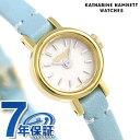 キャサリン ハムネット スモール ラウンド 日本製 レディース 腕時計 KH781104L KATHARINE HAMNETT 時計