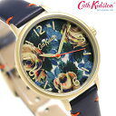 キャスキッドソン Cath Kidston オックスフォードローズ 36mm CKL001UG レディース 腕時計 時計