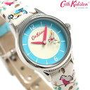 キャスキッドソン Cath Kidston リトルバーズローテーティングディスク 29mm CKL011US レディース 腕時計 時計