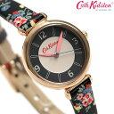 キャスキッドソン Cath Kidston キュースプリング 28mm CKL020BRG レディース 腕時計 時計