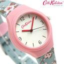 キャスキッドソン Cath Kidston トレイリングローズ 32mm CKL022P レディース 腕時計 時計
