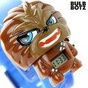 腕時計 キッズ 子供用 スターウォーズ チューバッカ 2021111 BULBBOTZ 時計【あす楽対応】