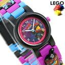 楽天腕時計のななぷれレゴ ワイルドスタイル キッズ 子供用 腕時計 8021452 LEGO 時計【あす楽対応】