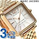マークジェイコブス ヴィク 30 レディース 腕時計 MJ3514 MARC JACOBS シルバー×ピンクゴールド【あす楽対応】