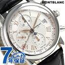 モンブラン スター ローマン クロノグラフ UTC 42mm 113880 MONTBLANC 自動巻き 腕時計 時計