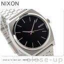 ニクソン A045000 nixon ニクソン 腕時計 タイムテラー ブラック【あす楽対応】
