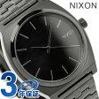 ニクソン A045001 nixon ニクソン 腕時計 タイムテラー オールブラック