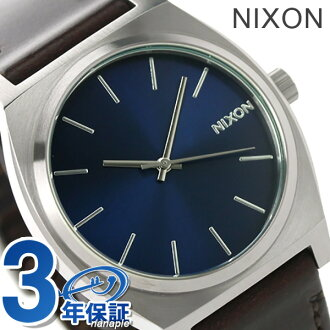 Nixon A0451524 nixon Nixon time teller p Watch Blue / Brown