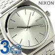 ニクソン A0451920 nixon ニクソン タイムテラー 腕時計 オールシルバー
