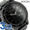 51-30 51-30 nixon Nixon watch THE TIDE A057 tide oar black / black crystal A0571150 [tomorrow easy correspondence]
