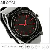 ニクソン A119480 nixon ニクソン 腕時計 タイムテラーP Black/Bright Pink ブラック ブライトピンク【あす楽対応】