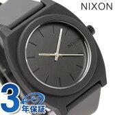 ニクソン A119524 nixon ニクソン 腕時計 タイムテラーP マットブラック