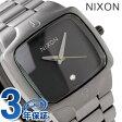 ニクソン A140680 nixon ニクソン 腕時計 プレイヤー オールガンメタル/ブラック 【あす楽対応】