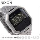 nixon ニクソン 腕時計 The RE-RUN A158 リ・ラン ガンメタル A158680