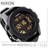 ニクソン A197000 nixon ニクソン 腕時計 UNIT ユニット ブラック 【あす楽対応】