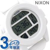 ニクソン A197100 nixon ニクソン 腕時計 THE UNIT ユニット ホワイト 【あす楽対応】