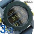 ニクソン A1971264 nixon ニクソン 腕時計 THE UNIT ANODAZE ユニット スチールブルー/イエロー