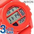 ニクソン A197383 nixon ニクソン ユニット メンズ 腕時計 レッドペッパー【あす楽対応】