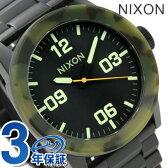 ニクソン A2761428 nixon ニクソン プライベート SS 腕時計 マットブラック/カモ
