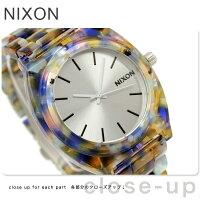 nixonニクソン腕時計THETIMETELLERACETATEA327タイムテラーアセテートウォーターカラーアセテートA3271116