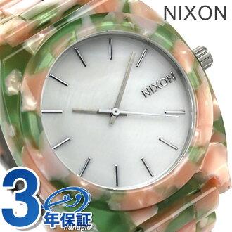 Nixon time teller p acetate watch quartz A3271539 nixon A327 Mint jure P19Jul15