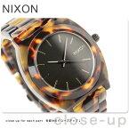 ニクソン タイムテラー アセテート 腕時計 A327646 NIXON A327 トートイズ【あす楽対応】