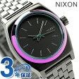 ニクソン A3991698 nixon ニクソン スモールタイムテラー レディース 腕時計 ガンメタル/マルチ【あす楽対応】