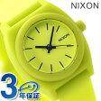 ニクソン A425536 nixon ニクソン スモールタイムテラーP レディース 腕時計 ライム【あす楽対応】