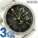 ニクソン A486000 nixon ニクソン 腕時計 48-20クロノ ブラック THE 48-20 CHRONO 【あす楽対応】