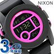 ニクソン A4901614 nixon ニクソン ユニット 40 腕時計 ブラック/マゼンタ【あす楽対応】