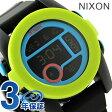 ニクソン A4901953 nixon ニクソン ユニット 40 ミディアムサイズ 腕時計 シャルトリューズ/ブルー/ブラック【あす楽対応】