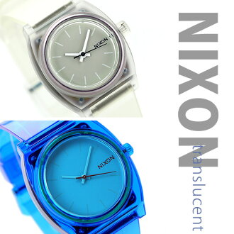 Nixon time teller P watch NIXON translucent choice model