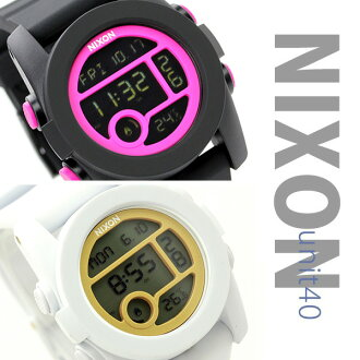 Nixon UNIT 40 model A490 NIXON watch options
