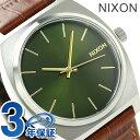 ニクソン A0451888 nixon ニクソン タイムテラー クオーツ 腕時計 サドルゲーター【あす楽対応】