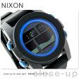ニクソン A282018 nixon ニクソン ユニット タイド メンズ 腕時計 ブラック/ブルー【あす楽対応】