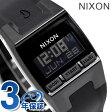ニクソン コンプ S クオーツ レディース 腕時計 A336000 nixon ブラック