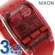 ニクソン A336191 nixon ニクソン コンプ S デュアルタイム クロノグラフ レディース 腕時計 オールレッド【あす楽対応】