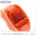 ニクソン A3362040 nixon ニクソン コンプ S デュアルタイム クロノグラフ レディース 腕時計 オールブライトコーラル【あす楽対応】