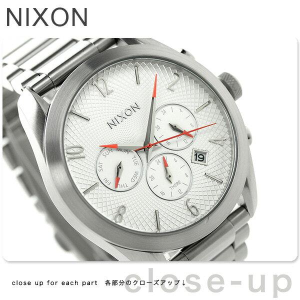 ニクソン A366100 nixon ブレット レディース 腕時計 ホワイト【対応】 ニクソン[新品][1年保証][送料無料]