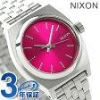 ニクソン A3991972 nixon ニクソン スモール タイムテラー レディース 腕時計 ピンクサンレイ【あす楽対応】