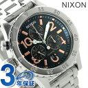 ニクソン A4042195 nixon 38-20 クロノグラフ レディース 腕時計 ネイビー/ローズゴールド
