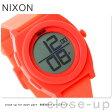 ニクソン タイムテラー デジ クオーツ 腕時計 A4172054 NIXON ブライト コーラル 【あす楽対応】