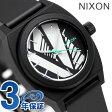 ニクソン スモール タイムテラーP レディース 腕時計 A4252218 nixon ブラック/ブリーチ【あす楽対応】