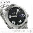 ニクソン A468000 nixon レンジャー 40 ユニセックス 腕時計 ブラック【あす楽対応】