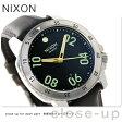 ニクソン A508019 nixon レンジャー レザー メンズ 腕時計 ブラック/ブラウン【あす楽対応】