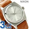 ニクソン スモール タイムテラー レザー レディース 腕時計 A5092082 NIXON サドル ウーヴン【あす楽対応】